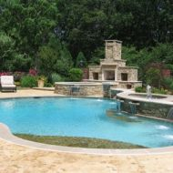 Custom Outdoor Patio and Pool Atlanta Georgia