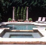Rectangular Pool in Atlanta Georgia