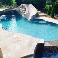 Custom Infinity Pool Atlanta Georgia