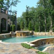 Vanishing Pool Atlanta Georgia
