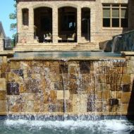 waterfall design atlanta georgia