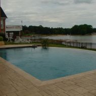 Atlanta Georgia Vanishing Pool Design
