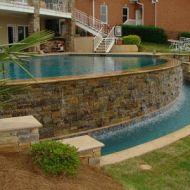 Atlanta Georgia Infinity Pool Design