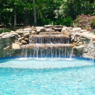 Custom Waterfall Design Atlanta Georgia