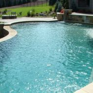 Custom pool Atlanta Georgia