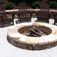 Custom Firepit Atlanta Georgia