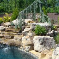 Pool Hardscaping Design Atlanta Georgia